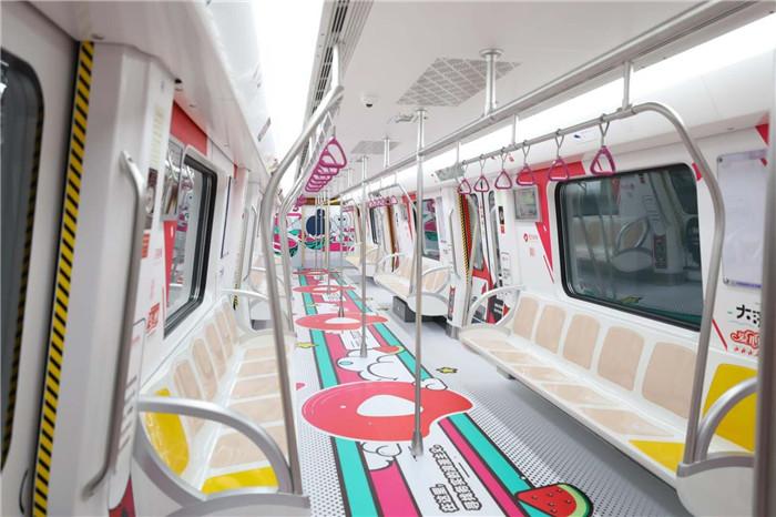 地铁1号线始发