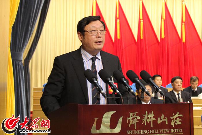 市政协委员,山东大学管理学院教授李军-李军 城建理念应由 管理 变