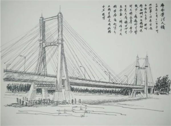 泉城新闻    五百多张铅笔手绘老济南!