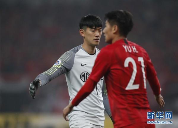 (体育)(13)足球——亚冠:上海上港胜川崎前锋