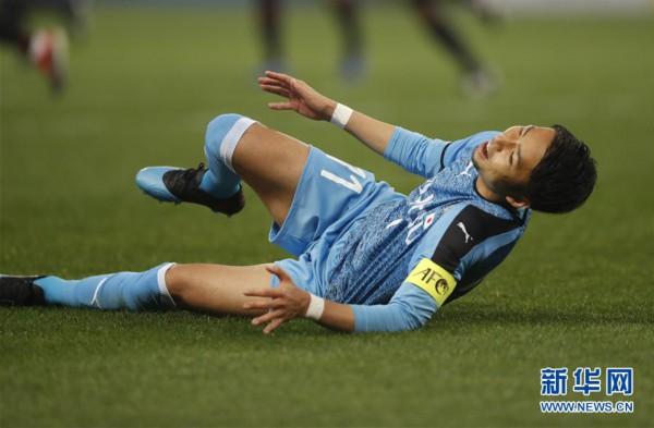(体育)(12)足球——亚冠:上海上港胜川崎前锋