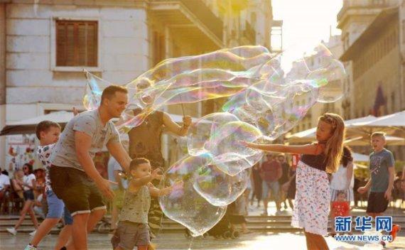 (国际)(5)巴伦西亚:悠闲夏日