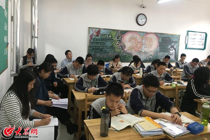 济南德润高中排名新时代高中v高中最好选拔赛特色举办宁波市的课堂图片