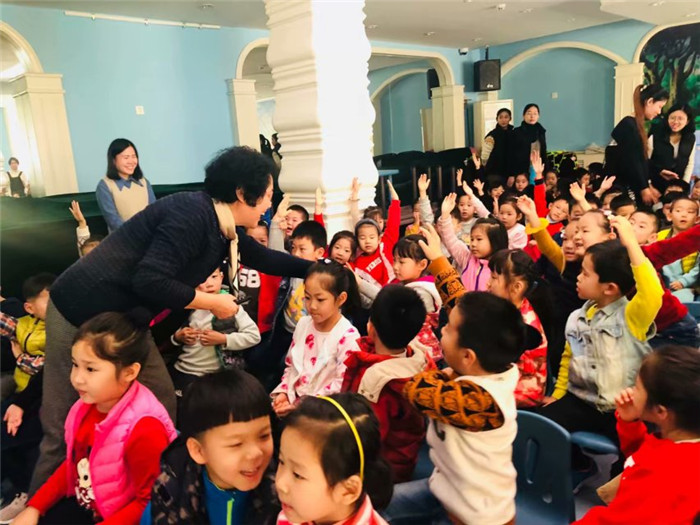 紫苑幼儿园开展庆祝改革开放40周年系列活动