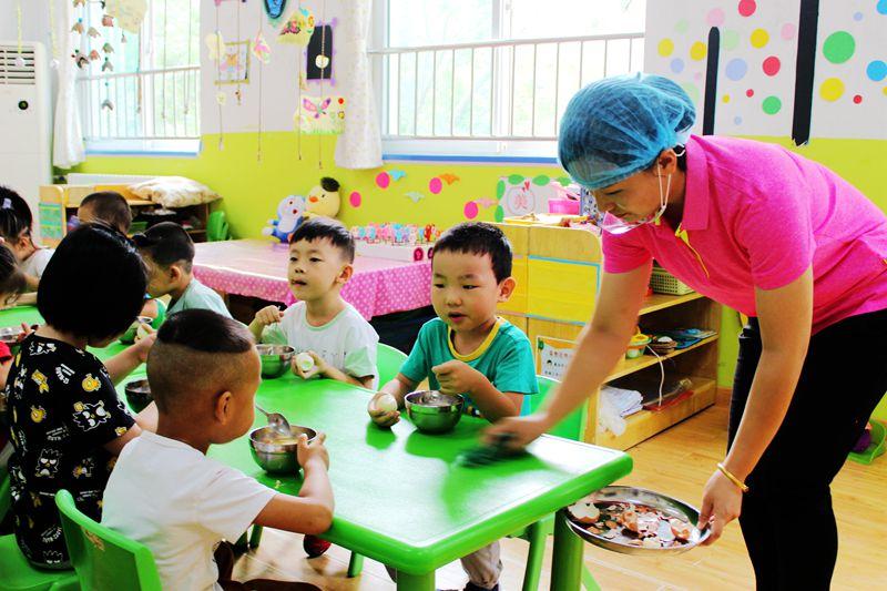 筑梦新学期 天桥三幼儿园举行开学典礼