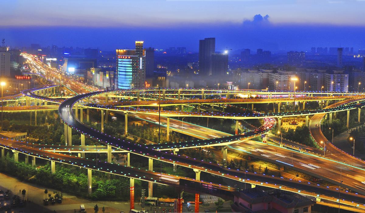 《北园立交桥夜景》.jpg